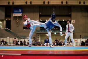 EXPLAINER: Taekwondo at Tokyo Olympics