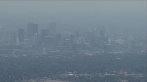 How does smoke from distant wildfires affect health?