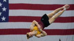 Three-quarters of US Olympians share college ties