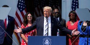 Trump Sues Facebook, Twitter, Google to Restore Social-Media Accounts