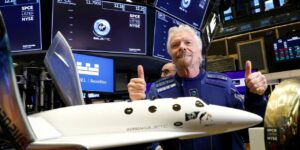 Richard Branson Races Jeff Bezos to Space as Covid-19 Hits Business Back on Earth
