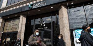 Individual Investors Take Aim at Carver Bancorp as Next Short-Squeeze Target
