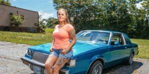 Meet 'El Sancho,' The Lowrider She Always Wanted to Build