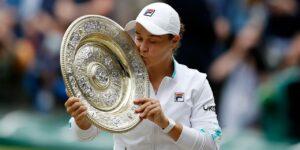 Top-Ranked Ashleigh Barty Wins Wimbledon