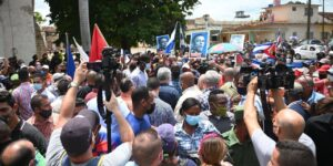 Cuban Protests Demand Freedom, Food, Covid-19 Vaccines