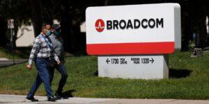Broadcom in Talks to Buy Software Firm SAS