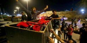 Fire in Coronavirus Hospital in Iraq Kills at Least 58 People