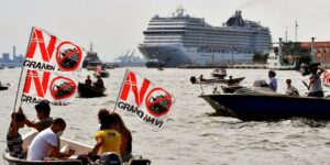 Italy 1, Cruise Ships 0. Rome Moves to Ban Cruise Vessels to Venice.