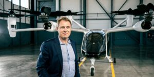 JoeBen Bevirt Is Bringing Flying Taxis from Sci-Fi to Reality