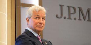 JPMorgan's Jamie Dimon Says the U.S. Consumer Is Raring To Go