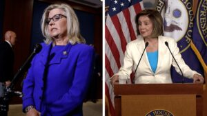 Cheney joins Dems on Jan. 6 probe, defying McCarthy threat
