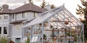 Backyard Greenhouses Are Growing on Homeowners