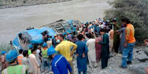 Explosion Kills at Least Nine Chinese Nationals in Pakistan
