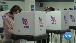Biden Urges Passing of Voting Rights Law but Offers No Strategy | Voice of America