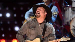 Garth Brooks concert in Nashville on July 31
