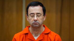 Justice Dept. says FBI mishandled Nassar case