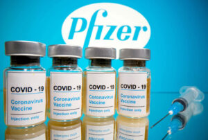 Pfizer to discuss COVID-19 vaccine booster with U.S. officials