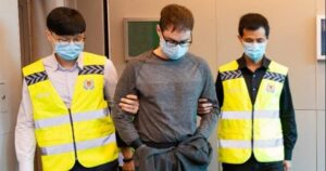 Singapore sentences Canadian man to 5 years behind bars for 2016 bank robbery – National
