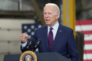 Bipartisan infrastructure deal stalls as bigger plan gains