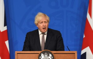 Johnson says England will lift last virus restrictions on July 19 despite rise in cases