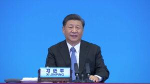 China's leader denounces calls for technology blockades
