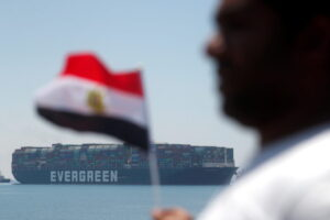 Suez Canal releases hulking Ever Given vessel after settlement deal
