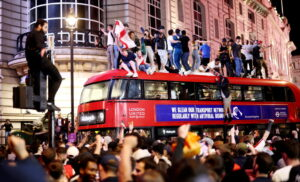 England fans gear up for Euro 2020 final amid COVID-19 worries