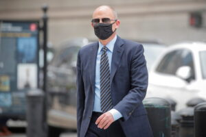 Avenatti sentenced to 2 1/2 years in prison for extortion