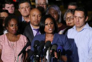 WATCH LIVE: Texas Democrats address GOP voting bill