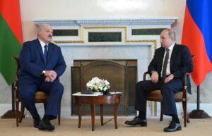 Putin hosts leader of Belarus for talks on closer ties