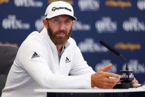 Golf: Driving well the key for Johnson's British Open bid, Golf News & Top Stories