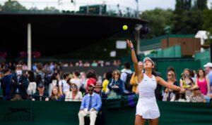 Alex Eala crashes out of Wimbledon