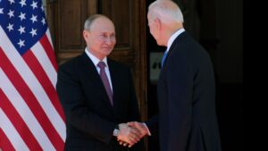 President Biden calls President Putin over cyber attacks