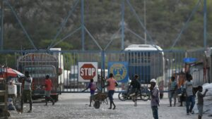 Haitian arrested in relation to assassination of president