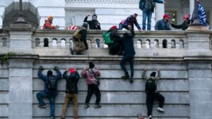 6 months after Capitol riot, corporate pledges fall flat