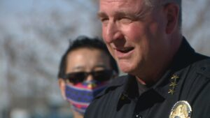 Westminster police chief on leave