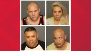 Maven Hotel Denver gun suspects appear in court