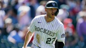 Rockies' Trevor Story joins 2021 Home Run Derby at Coors Field
