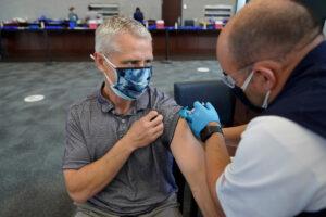 POLITICO-Harvard poll: Americans sharply divided over vaccine mandates