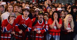 Defeat of Habs leads to 3 arrests, 34 tickets and heartache in downtown Montreal