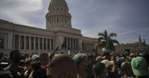 Thousands of Cubans take to streets in largest anti-government protest in decades – National