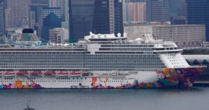'Cruise to nowhere' returns to Singapore with suspected COVID-19 case onboard – National