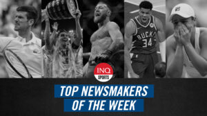 WATCH: Djokovic, Messi stamp class in latest Newsmakers