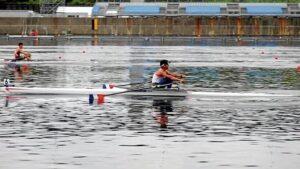 Tokyo 2020 PH team: Rowing's Cris Nievarez