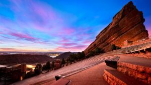 Who's playing Red Rocks this summer of 2021?