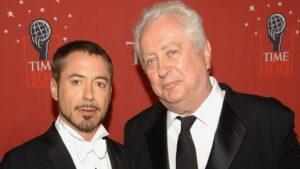 Robert Downey Jr. mourns death of his father, Robert Downey Sr.