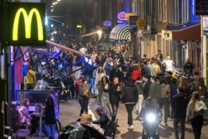 Covid-19 reality threatens Dutch 'Summer of Love', Europe News & Top Stories
