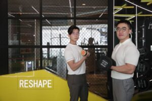 Fitness: Hit the gym, and the books, at Reshape Space's hybrid centre, Sport News & Top Stories