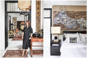 Painter-decorator Malissa Desmazieres mixes cultures in her home and style, Style News & Top Stories