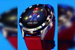 Tick Talk: Tag Heuer teams up with Super Mario for limited- edition watch, Style News & Top Stories
